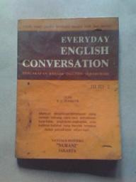 Buku Everyday English Conversation ; Lokasi Sumatera Utara